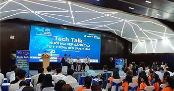 Giải thưởng Nhân Tài Đất Việt 2019: Khuyến khích sản phẩm khởi nghiệp sáng tạo