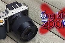 Hasselblad: Chế tạo ống kính zoom cho X1D gần như là điều không thể