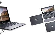 HP ra mắt Chromebook 11 G5: giá chỉ 189$, chip Celeron, pin 12,5 tiếng, chạy được app Android