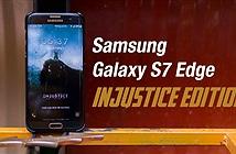 Samsung chính thức ra mắt Galaxy S7 Edge bản giới hạn Injustice tại Việt Nam, 10/7 bán, giá 25 triệu
