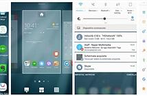 Video: Giao diện mới có thể xuất hiện trên Samsung Galaxy Note7, có file apk cài thử