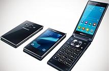 Rò rỉ cấu hình của điện thoại nấp gập Samsung Galaxy Folder 2