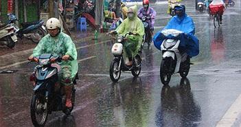 Hà Nội có mưa vào chiều tối và đêm, khả năng xảy ra gió giật mạnh