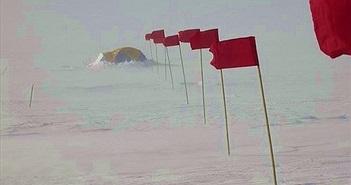 Tìm ra nơi có nhiệt độ lạnh nhất trên Trái đất