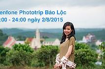 Mời đăng ký tham dự Zenfone Phototrip Bảo Lộc - Chủ Nhật 2/8