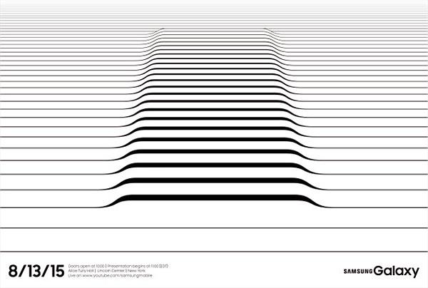 Samsung phát thư mời sự kiện ngày 13/8, sẽ có Galaxy Note 5?