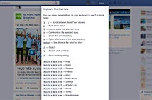 23 tổ hợp phím tắt tích hợp ẩn trong Facebook