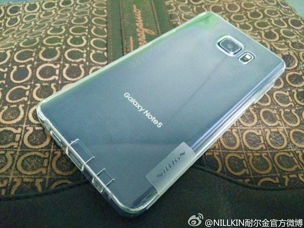 Thêm thông tin cấu hình và ảnh Galaxy Note 5