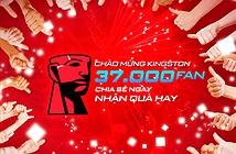 Kingston khoe Fanpage tiếng Việt chính thức cán mốc 37.000 thành viên