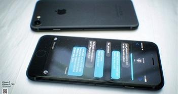 """Sợ người dùng chê iPhone 7 """"nhàm"""", Apple sẽ thay thế phím home vật lý thành cảm ứng"""