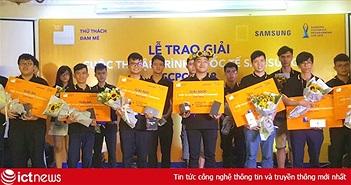 Samsung tìm được 10 sinh viên Việt Nam sang Hàn Quốc thi chung kết lập trình quốc tế