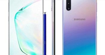 Galaxy Note 10+ tiếp tục lập kỷ lục về tỷ lệ màn hình