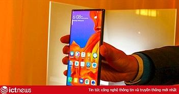 Chung số phận Galaxy Fold, Huawei Mate X chưa biết ngày lên kệ