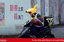 Cuộc sống chạy đua với thời gian của các shipper trẻ ở Trung Quốc