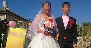 Đang đếm phong bì, cô dâu phát hiện chồng sắm vai chú rể đám cưới khác