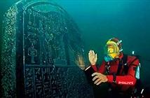 Phát hiện ngôi đền bí ẩn và kho báu chìm dưới đáy biển 1.200 năm