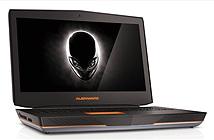 Dell hồi sinh laptop Alienware 18, nâng cấp PCIe và USB-C cho bản 13, 15, 17, làm mới X51