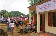 Canon tặng phòng học mới cho trẻ em vùng cao Sơn La