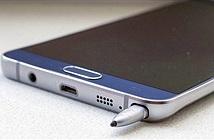 Dở khóc dở cười chuyện Galaxy Note 5 kẹt ... bút