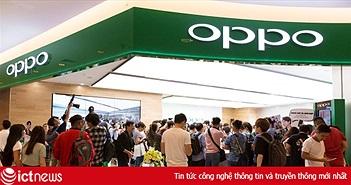 Mở cửa hàng riêng, Oppo quyết tâm nhảy vào phân khúc cao cấp