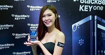 BlackBerry KEYOne chính thức về Việt Nam, giá 15 triệu đồng