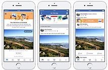 """Facebook giới thiệu """"On This Day"""" phiên bản mới cho di động"""