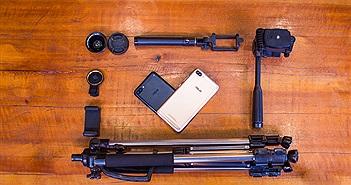 Cơ hội nhận ngay bộ quà tặng 'Cool' khi đặt mua ZenFone 4 Max Pro