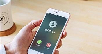 Thủ thuật giúp chặn cuộc gọi từ những số không mong muốn trên smartphone
