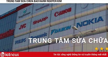 Giả mạo siêu thị điện máy Nguyễn Kim lừa đảo người tiêu dùng