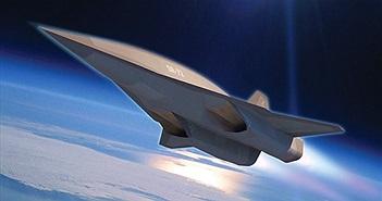 Mỹ nghiên cứu siêu cơ tốc độ Mach 6 : Kẻ kế thừa của SR-71