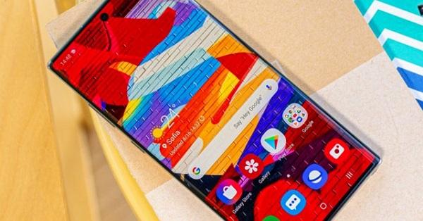 """Những tính năng giúp Galaxy Note 10 hoá """"quái vật"""" hiệu năng"""