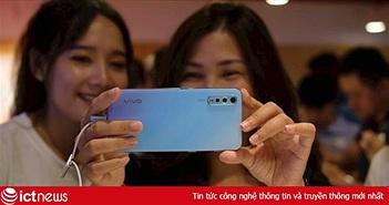 4 smartphone Vivo nhiều tính năng mới, phù hợp giới trẻ