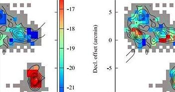 Phát hiện kỳ thú trong khu vực hình thành sao S235
