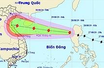 Bão Podul vào Biển Đông, sức gió 60-75km/h