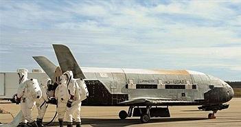 Máy bay bí ẩn của Mỹ lập kỷ lục về thời gian lưu lại không gian