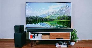 Đánh giá nhanh Soundbar Samsung Q90R: âm thanh trọn vẹn cho giải trí tại gia