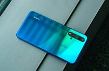 Huawei Nova 5T ra mắt: 4 camera sau, Kirin 980, giá 380 USD