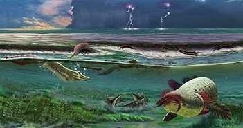 Tìm ra nguyên nhân tuyệt chủng Devon muộn