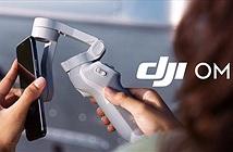 DJI Osmo Mobile 4 ra mắt: mô-tơ khỏe hơn, ngàm nam chân, giá 150 USD