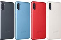 Galaxy A12, tân binh giá rẻ của Samsung lộ thông số kỹ thuật