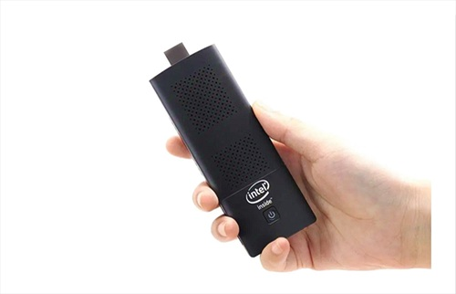 PC mini: Thỏi sô cô la Win 10, 4GB RAM, SSD 128 GB