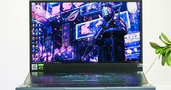 Trên tay laptop gaming 2 màn hình ROG Zephyrus Duo 15 thế hệ mới giá từ 80 triệu