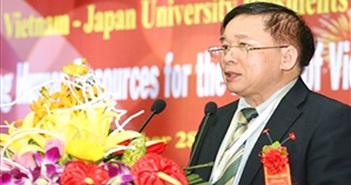 Tăng cường hợp tác với Nhật Bản đào tạo nguồn nhân lực chất lượng cao