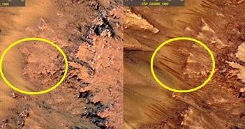 NASA họp bất thường, có thể công bố bằng chứng sự sống trên sao Hỏa