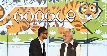 Ấn Độ: Google xây dựng trạm phát sóng wifi tại 400 ga xe lửa