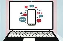 Thủ thuật đọc tin nhắn, nhận thông báo cuộc gọi… từ smartphone trực tiếp trên máy tính