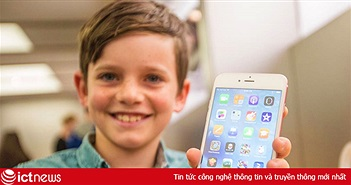 Face ID không dành cho trẻ dưới 13 tuổi