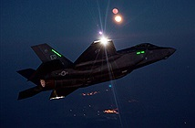 Thần sấm F-35B sẽ tham chiến lần đầu ở Afghanistan