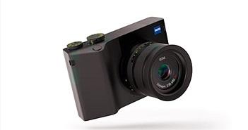 Zeiss ZX1: máy ảnh compact Full-frame tích hợp bộ nhớ trong và Lightroom