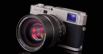 Zenit và Leica hợp tác ra mắt máy ảnh Zenit M dạng range-finder